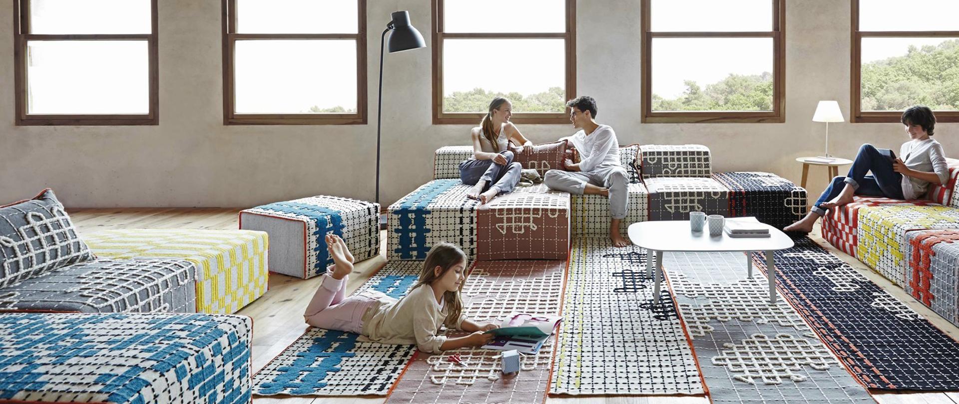 Personalizzare casa con bandas space di patricia urquiola for Personalizzare casa