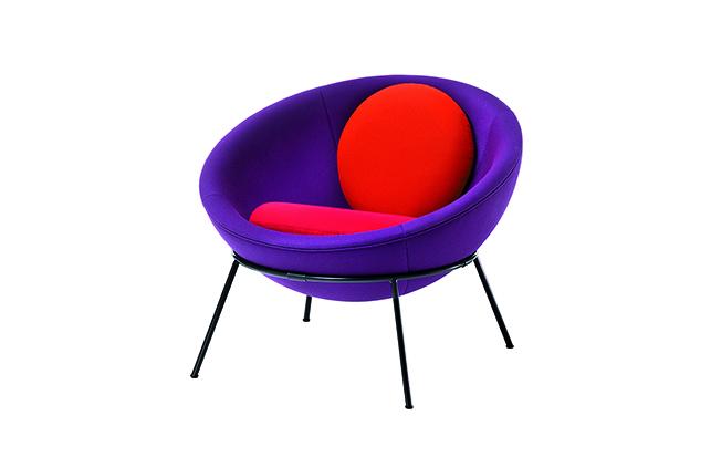 Bardi's bowl chair - Arper