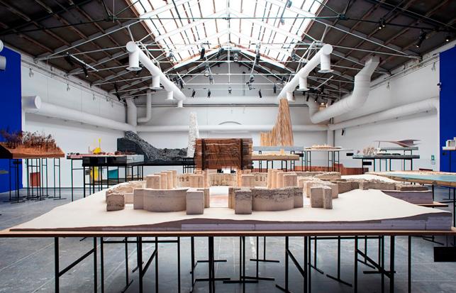Atelier Peter Zumtho | Ph Italo Rondinella