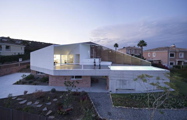 José Luis Muñoz Architecture | La casa de los vientos